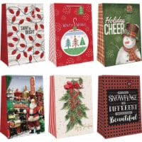 Paper Images Jumbo Paper Gift Bag CGB4A-13 Pack of 12 - 12