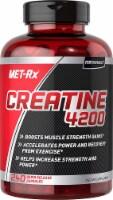 MET-Rx Creatine 4200 Capsules - 240 ct
