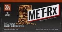 Met-Rx Big 100 Peanut Butter Pretzel Bars