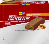 Met-Rx Protein Plus Peanut Butter Caramel Bars