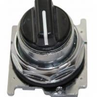 Eaton Non-Illum Selector Swtch,30mm,3 Pos,Knob  10250T1342 - 30mm