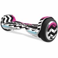 MightySkins RAHOV1.5-Hot Pink Chevron Skin for Razor Hovertrax 1.5 Hover Board - Hot Pink Che - 1