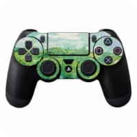 MightySkins SOPS4CO-Green Wheat Fields Skin for Sony PS4 Controller - Green Wheat Fields - 1