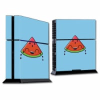 MightySkins SOPS4-Watermelon Laugh Skin for Sony PS4 Console - Watermelon Laugh