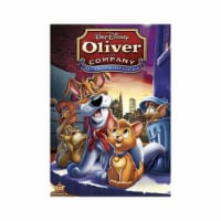 Oliver and Company: 20th Anniversary Edition (1988 - DVD)