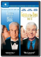 Father of the Bride Movie Collection Double Feature (2013 - DVD)
