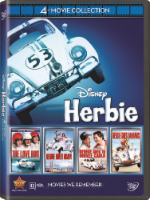 Movies We Remember: Herbie (2012 - DVD - 4-Movie Collection)