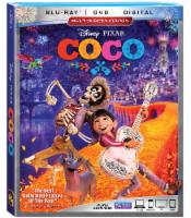 COCO (2017 - Blu-ray/DVD/Digital HD)