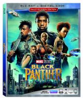Black Panther (2018 - Blu-ray/DVD/Digital HD) - 1 ct