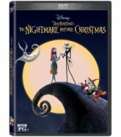 The Nightmare Before Christmas (1993 - DVD)