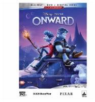 Onward (2020 - Blu-Ray/DVD/Digital Copy) Available on 5/19/20