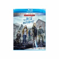The New Mutants (2020 - Blu-Ray/Digital Code)