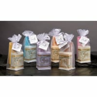 Greciansoap SLG-14 5.5 oz Plumeria Soap & Lotion Tube Gift Set - 1