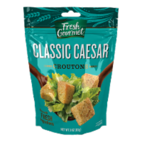 Fresh Gourmet Classic Caesar Croutons - 3 oz