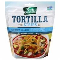 Fresh Gourmet Lightly Salted Tortilla Strips - 3.5 oz