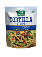 Fresh Gourmet Tri-Color Tortilla Strips