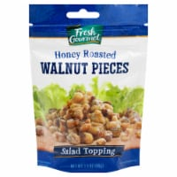 Fresh Gourmet Glazed Walnut Pieces Salad Topping