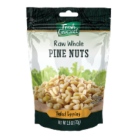 Fresh Gourmet Raw Whole Pine Nuts