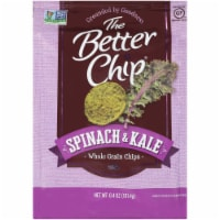 The Better Chip Spinach & Kale Whole Grain Chips