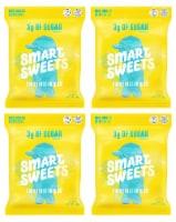 SMART SWEETS Sour Blast Buddies, 1.8 OZ (Pack of 4)