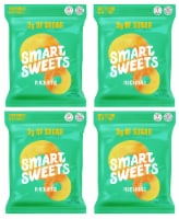 SmartSweets SMART SWEETS Peach Rings, 1.8 OZ (Pack of 4) - 4 Pack/1.8 Ounce