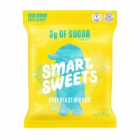 SMART SWEETS Sour Blast Buddies, 1.8 OZ (Pack of 12) - 12 Pack/1.8 Ounce