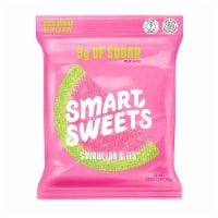 SmartSweets Sourmelon Bites, Candy with Low Sugar (3g), Low Calorie, 1.8 oz (Pack of 12) - 12 Pack/1.8 Ounce