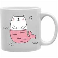 Imaginarium Goods CMG11-IGC-MERCAT Mercat - Cat Fish Print Mug - 1