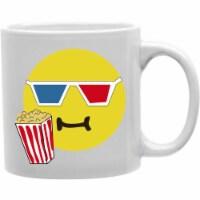 Imaginarium Goods CMG11-IGC-MOVIEEMOJI Movieemoji - Movie Watching Emoji Mug - 1