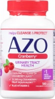Azo Cranberry Urinary Tract Supplement Softgels