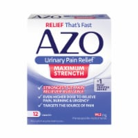 Azo Maximum Strength Urinary Pain Relief Tablets