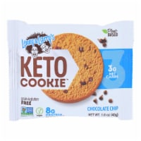 Lenny & Larry's - Keto Cookie Chocolate Chip - Case of 12 - 1.6 OZ - 1.6 OZ