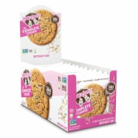 Lenny & Larry's The Complete Cookie Birthday Cake Plant-Based Protein Cookies - 12 ct / 4 oz