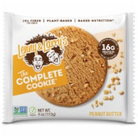 Lenny & Larry's The Complete Plant-Based Protein Peanut Butter Cookie