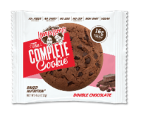 Lenny & Larry's The Complete Plant-Based Protein Double Chocolate Cookie
