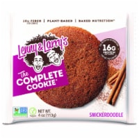 Lenny & Larry's The Complete Plant-Based Protein Snickerdoodle Cookie