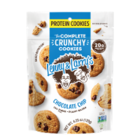 Lenny & Larry's The Complete Crunchy Plant Based Chocolate Chip Protein Cookies