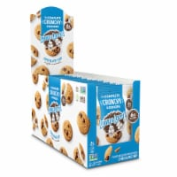 Lenny & Larry's The Complete Crunchy Cookies Chocolate Chip Plant-Based Protein Cookies