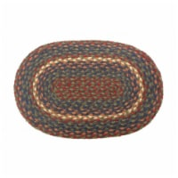 Mr. MJs Trading AG-03109-13x19 13 x 19 in. Braided Placemat