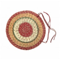 Mr. MJs Trading AG-58256 Braided Chair Pad, Rosemary - 1