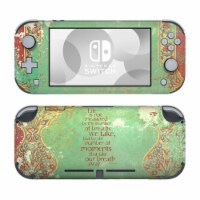 DecalGirl NSL-MEAS Nintendo Switch Lite Skin - Measured - 1