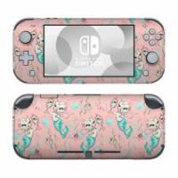 DecalGirl NSL-MERKITTENBLUSH Nintendo Switch Lite Skin - Merkittens with Pearls Blush - 1
