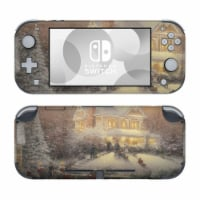 DecalGirl NSL-VICCHRS Nintendo Switch Lite Skin - Victorian Christmas - 1