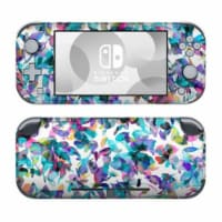 DecalGirl NSL-AQUFLWR Nintendo Switch Lite Skin - Aquatic Flowers - 1