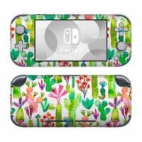 DecalGirl NSL-CACTIGARD Nintendo Switch Lite Skin - Cacti Garden - 1