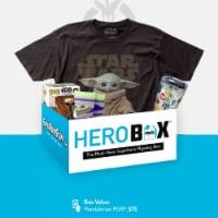 Star Wars 815467-Large Star Wars the Mandalorian Hero Box - Large