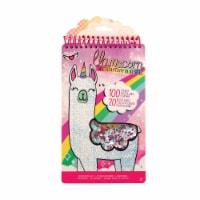 Fashion Angels Llamacorn Sketch Portfolio Set - 1 ct