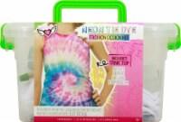 Fashion Angels Neon Tie Dye Fashion Design Kit