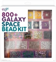 Fashion Angels Galaxy Space Bead Kit 800 Piece - 800 pc