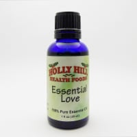 Holly Hill Health Foods, Essential Love, 1 Ounce - 1
